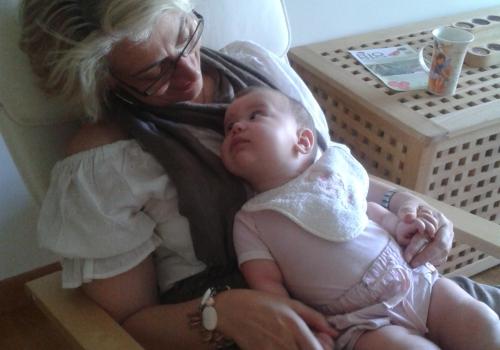 Μερικά μωρά και παιδιά στην Αλθαία